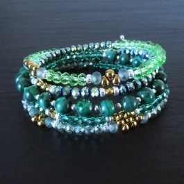 HANG FIVE MALACHITE