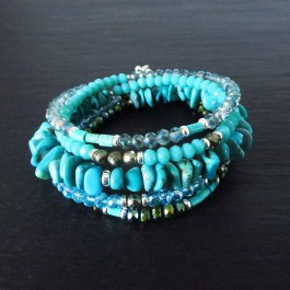 HANG FIVE TURQUOISE